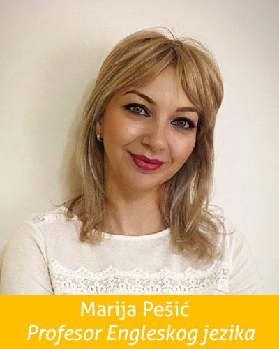 Marija Pešić